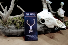 Deer on Driftwood - 024